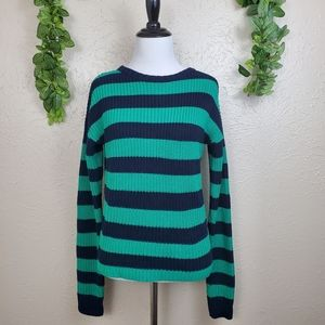 NWOT Vince Camuto heavy knit holiday sweater